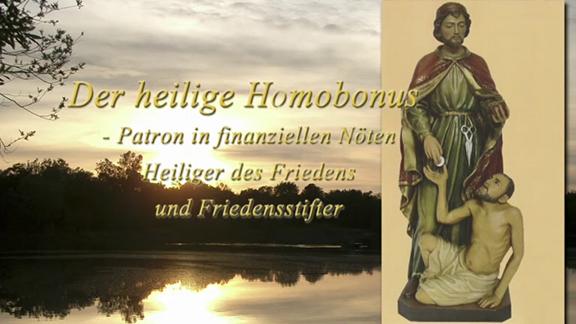Heiliger Homobonus